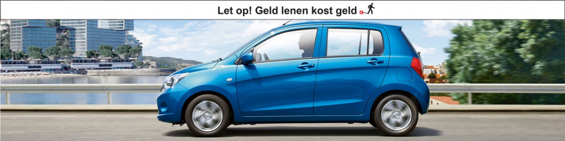 Private Lease Suzuki Celerio