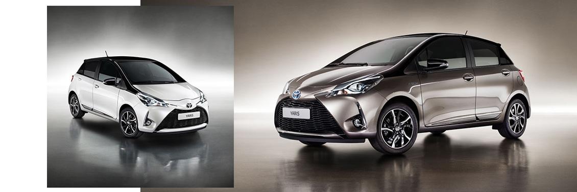 Toyota yaris van dorst for Interieur yaris 2017