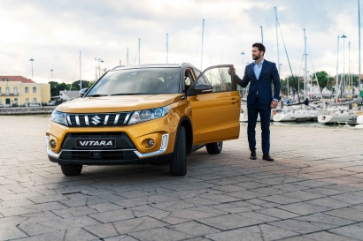 Suzuki Vitara sfeer haven