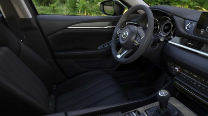 Mazda6 2018 Sportbreak interieur