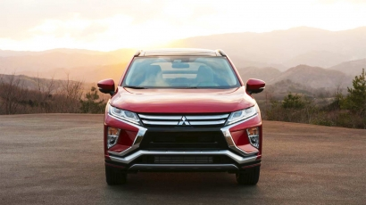 voorkant eclipse cross