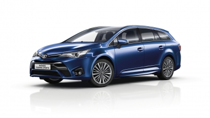 Toyota Avensis Touring Sports studio voor