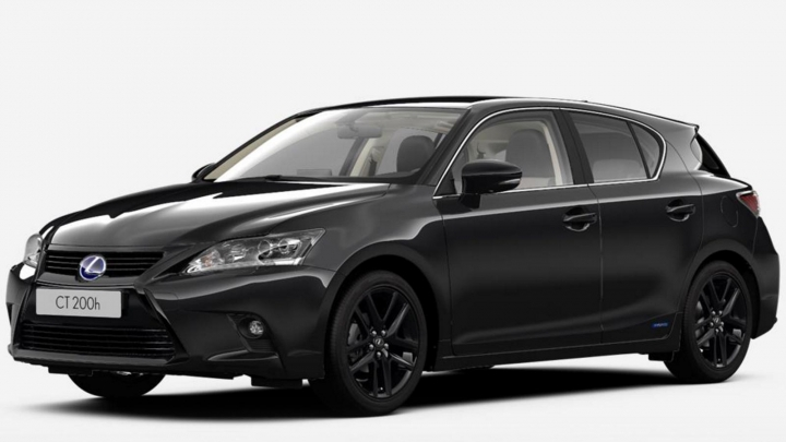 Lexus Deal CT 200h Sport Edtion Graphite Black Metallic