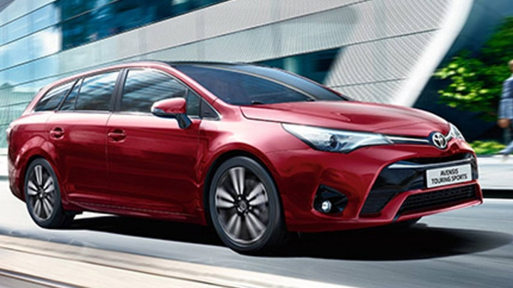 Toyota Avensis Touring Sports Skyview Edition