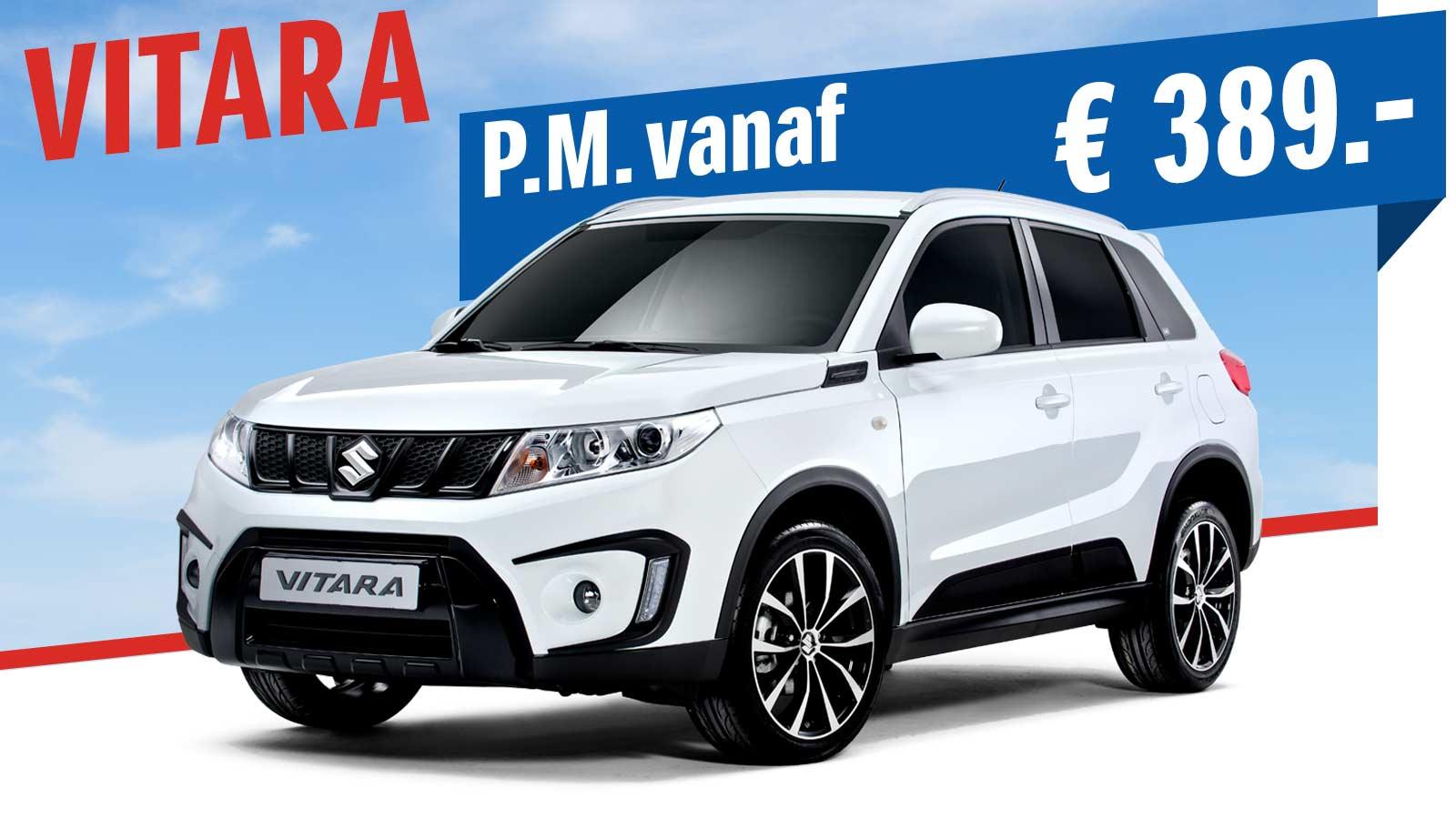 Suzuki Vitara Private Lease