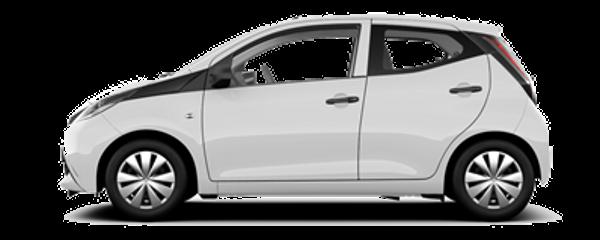 Toyota AYGO Velgen actie