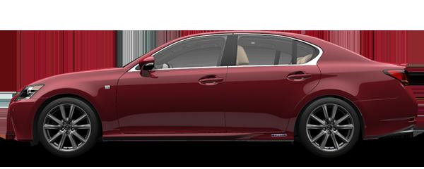 Lexus GS Velgen actie
