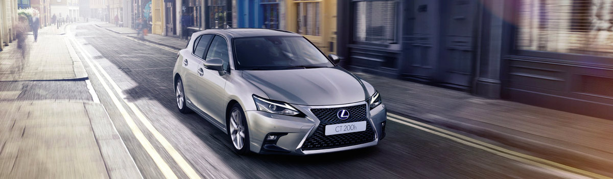 Lexus Breda Lexus CT 200h Business Launch Edition Van Dorst