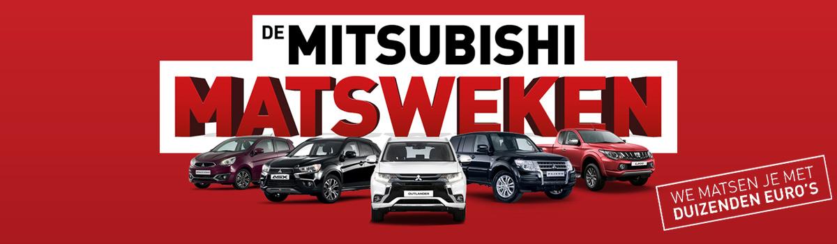 Mitsubishi Matsweken Van Dorst Mitsubishi Bergen op Zoom