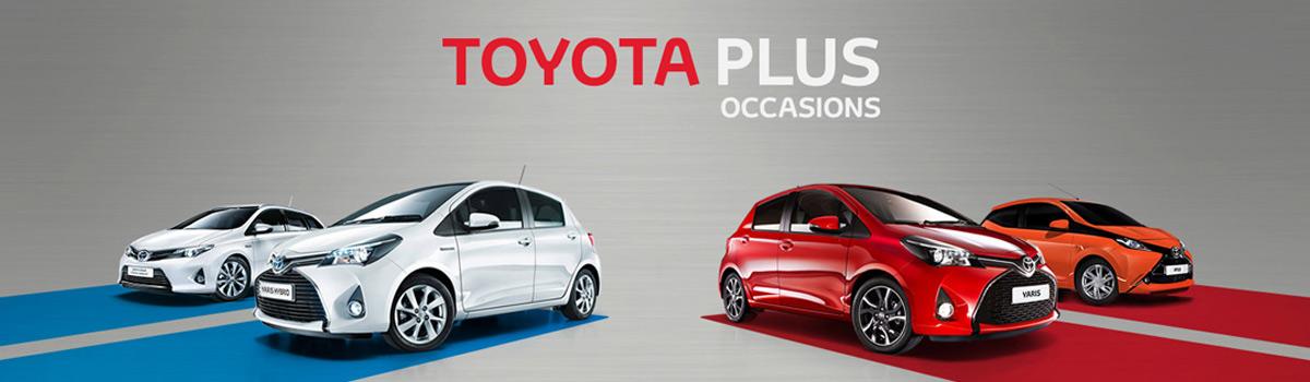 Toyota Plus Occasions garantiepakket op uw gebruikte Toyota bij Van Dorst