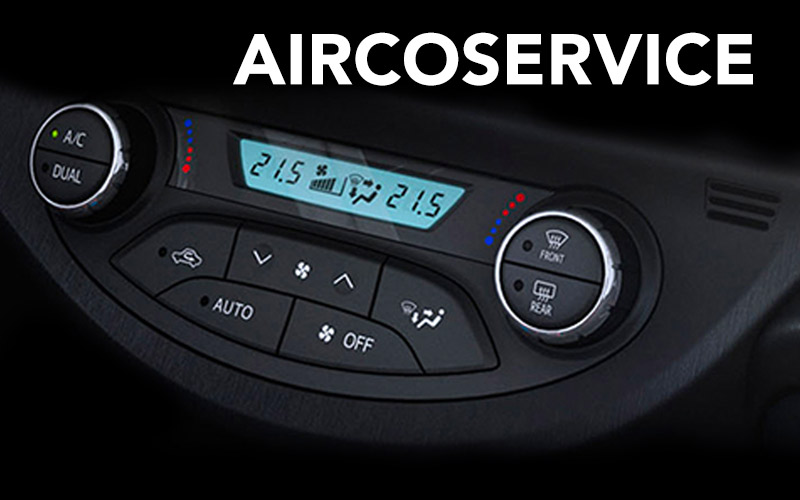 Aircoservice Toyota