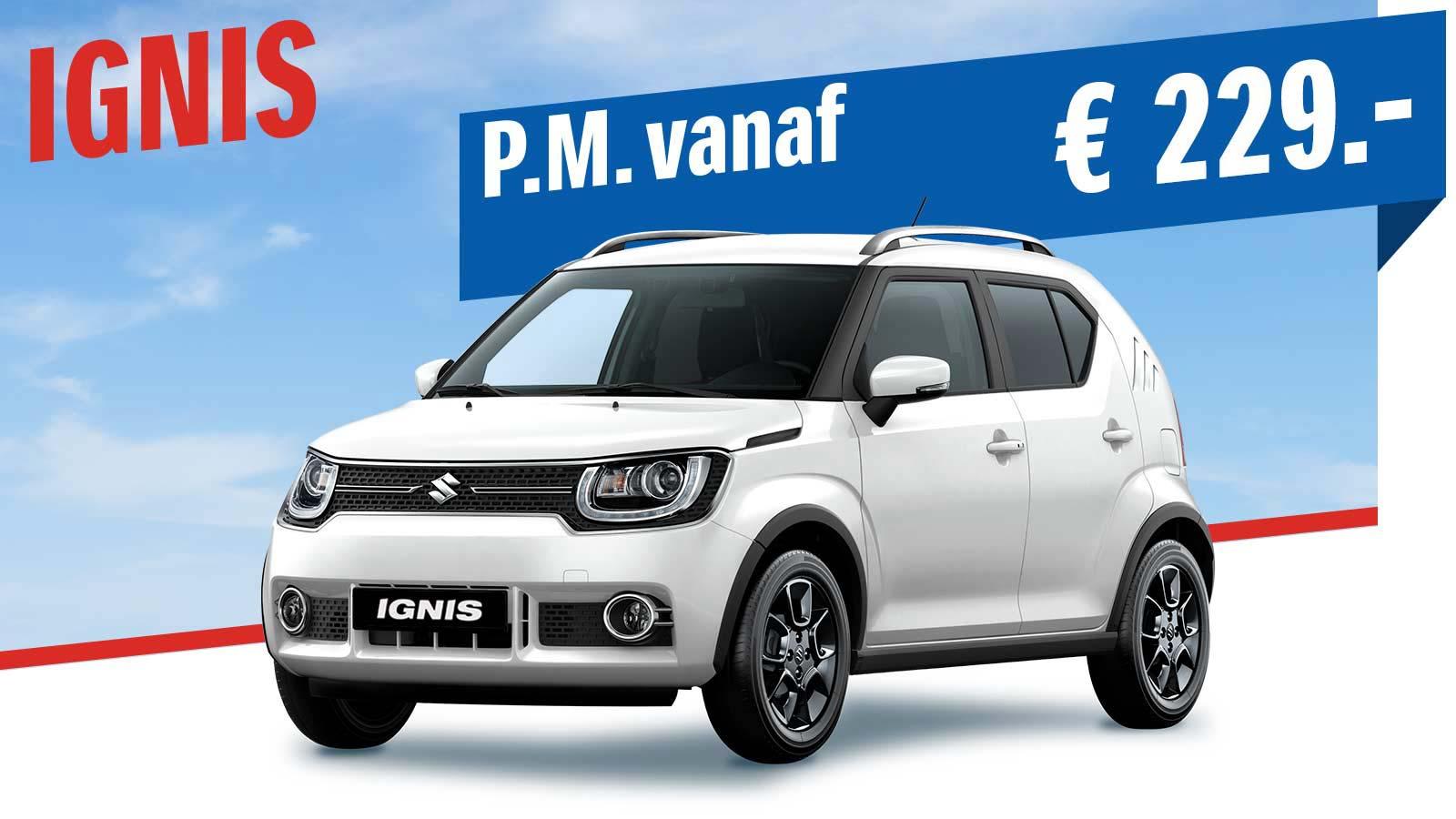 Suzuki Ignis Private Lease