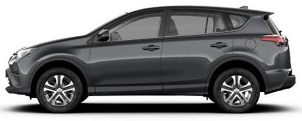Toyota RAV4 Velgen actie